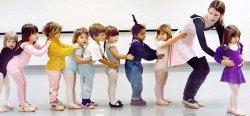 Игра в танцевальной терапии
