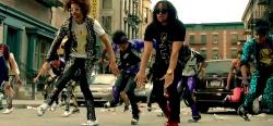 Стиль современного танца Shuffle