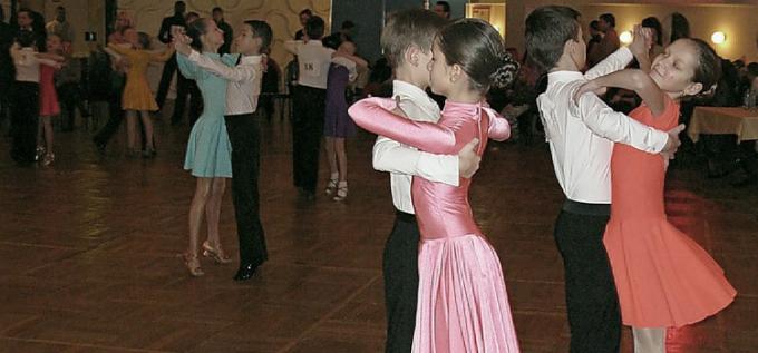 Говорят родители: «Я за то, чтобы ребенок танцевал!»